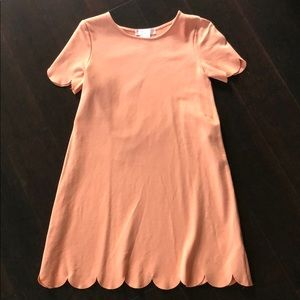 Urban Outfitters Cooperative Coral Dress